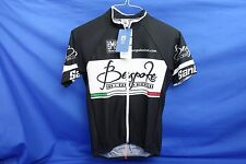 New Santini Dragon Cycling Mens Jersey, Small, $120 Retail! *Made in Italy*
