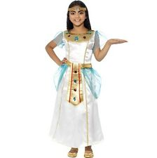 Deluxe Cleopatra Girl Costume Large Age 10-12 Girls Fancy Dress #us  sc 1 st  eBay & Cleopatra Costumes for Girls | eBay