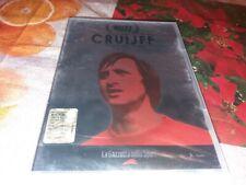 cofanetto+DVD NUOVO N° 9 I MITI DEL CALCIO CRUIJFF PLATINUM COLLECTION