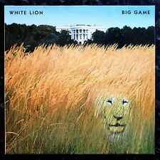 White Lion - Big Games  - Original New Unplayed 1989 Hard Rock Vinyl LP