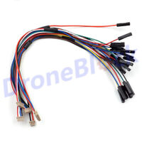 5PCS DF13 Cable Wire for Pixhawk  PX4 APM 2.5 2.6 2.8  200mm 3Pin to 7Pin