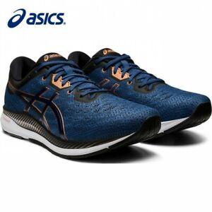 ASICS Running Shoes EvoRide Men's 1011A792 GRAND SHARK x PURE BRONZE From Japan