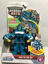 New SealedTransformers Rescue Bots Hoist The Tow-Bot with DVD