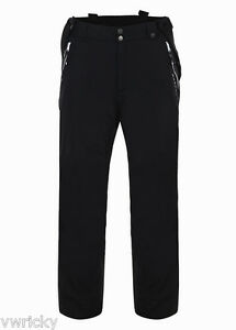 Dare2b Keep UP II  MENS BLACK Ski Salopettes Pants Braces Short LEG