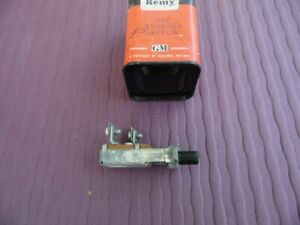 NOS PONTIAC OLDSMOBILE 1949 1950 1951 1952 IN DASH STARTER SWITCH      20