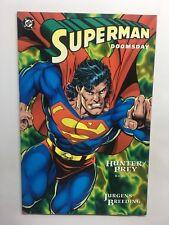 Superman Doomsday  Hunter Prey #2  Dc Comic Book