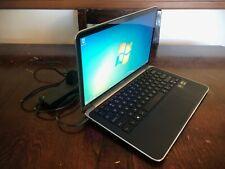 Dell XPS L322X Intel Core i5-3437U 2.40GHz 4GB Memory 128GB SSD Laptop
