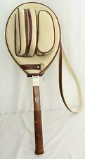 Vintage Wilson Chris Evert Autograph Light 4 1/4 Speed Flex Wood Tennis Racquet