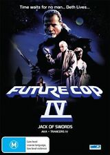 FUTURE COP 4 - JACK OF SWORDS, ALL REGIONS, BRAND NEW AND SEALED, FREE POST