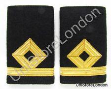 Épaulette Marchande Marine Troisième Agent - Compagnon Slip Sur A18 R931