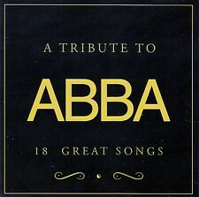 A TRIBUTE TO ABBA - 18 GREAT SONGS, PERFORMED BY ABBARATION / CD - TOP-ZUSTAND