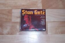 Stan Getz - The Small Group Sessions Days Vol.1  3 CD`s  NEU OVP