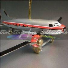 DC-3 ROSINENBOMBER VOLLBLECH LITHOGRAPHIERTE MINIATURAUSFÜHRUNG
