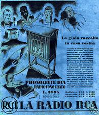 RCA-radio-RADIOFONOGRAFO-Phonolette-pugile-cantante.