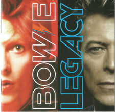 David Bowie LEGACY Best Of 20 Essential Songs GREATEST HITS COLLECTION New CD