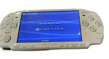 Sony PSP 2001 Star Wars Darth Vader Console  w/ new Charger brand new battery 32