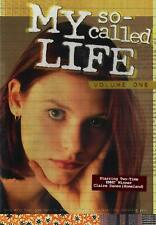 My So-Called Life: Volume 1 [Dvd, Claire Danes, Region 1] New
