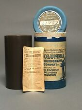 Columbia Brown Wax Cylinder – Gilmore'S Band; E+; Obt; Ors