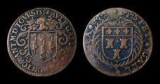 Touraine Noblesse et Villes Maire de Tours Aule GALLANT 1598 - Cuivre - F8311
