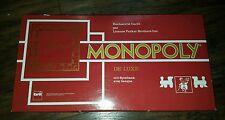 Exclusive Monopoly Board Game Zurich Switzerland Edtion Brand New Carlit