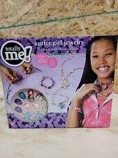 New Totally Me! Surfer Girl Jewelry Kit beads bracelet necklace craft set
