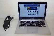 "Asus ZenBook UX31A Laptop 13"" TouchScreen Laptop Core i5 Windows 10 Pro 8GB"