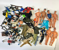 "1990s 12"" Action Man Figure Doll Weapons Accessories GI Joe M&C Formative Lot 22"