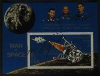 s416) Thomas P. Stafford  Astronaut  Gemini + Apollo 10  Original Autogramm