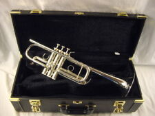 YAMAHA YTR-8445 XENO PROFESSIONAL SILVER C TRUMPET WOW