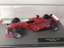 Panini F1 Car Collection - Ferrari F399 - 1999 Mika Salo -1:43