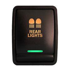 Interruptor de empuje Nissan 2B04GO Luces Traseras LED XTRAIL X-Trail Pathfinder Navara 12V 3