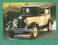CARTE POSTALE CPM automobile voiture  RENAULT KZ 6 1931