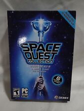 Space Quest Collection (PC) Complete boxed game, fast shipping, Sealed copy