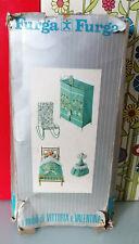Vintage 1960's Furga Valentina & Vittoria Bed furniture set 8482 with Box