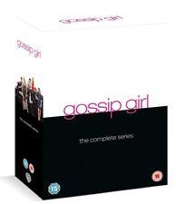 GOSSIP GIRL 1-6 (2007-2012): COMPLETE SIX TV Seasons Series - NEW Rg2 DVD not US