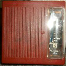 Wheelock UL Fire Alarm Audible Signal Appliance AS 241575 Used 15/75 Security