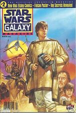 Topps Star Wars Galaxy Magazine #2 Dave Dorman Tales of Mos Eisley West End Game