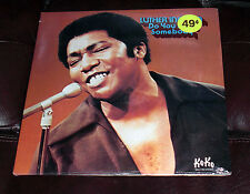 SEALED LUTHER INGRAM Do You Love Someone Koko MINT Think Theres Chance GET TO ME