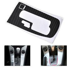 Carbon Fiber Automatic Gear Shift Panel Decal Sticker Cover For Chevrolet Cruze