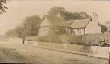 Oulton near Rothwell & Leeds. Old House by Walker, Wakefield.