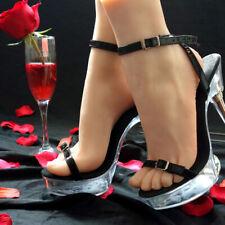 Us Stock Female Feet Lifelike Mannequin One Left Or Right Displays Model 22cm