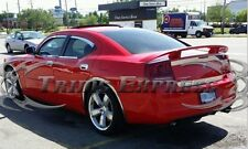 2005-2010 Dodge Charger Chrome Window Sill Trim Accent Overlay Stainless Steel