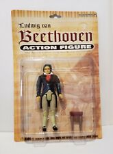 Accoutrements Action Figure Ludwig van Beethoven Sealed 2004 Original Package