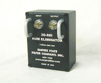 Empire State Filter    125-3G         3G-SDI video hum eliminator