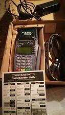 VeriFone Omni 5100/5150 and Vx510 Credit Card Scanner