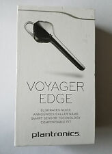 Unused Plantronics Voyager Edge Wireless Bluetooth Headset - BLACK