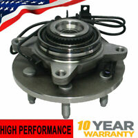 Front 515119 Left or Right Wheel bearing hub for 2009-2010 Ford F-150 4WD 4X4
