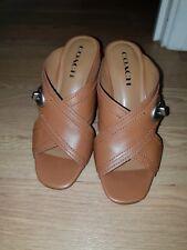 Coach Shoes For Ladies Size 37 european