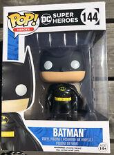 Funko Pop! Batman #144 Classic Black DC Super Heroes Vinyl Figure