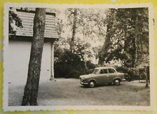 Foto 1958 Trabant 500 P50 Kugelporsche PKW X10